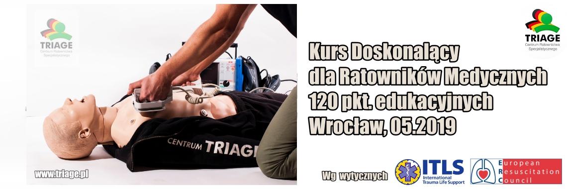 Kurs Doskonalący dla RM Wrocław 05.2019